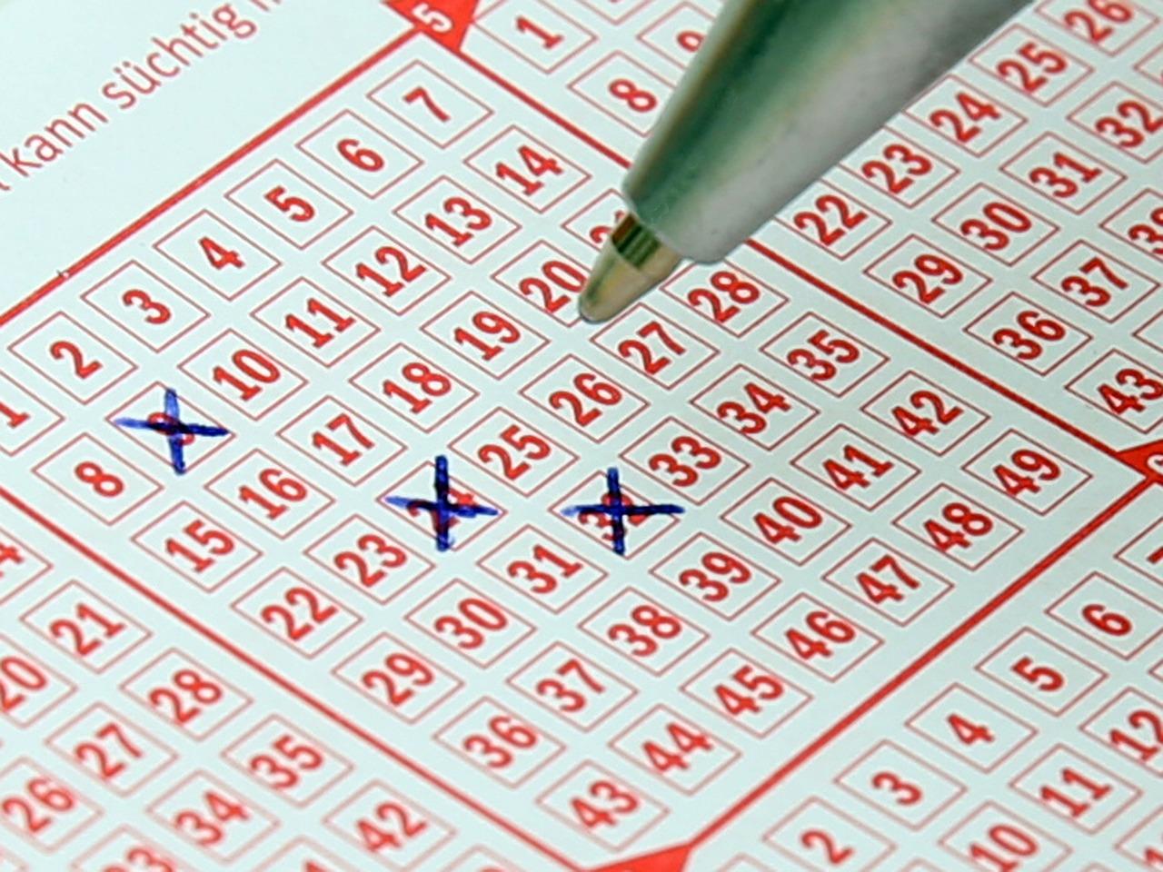 Wygodny skaner lotto